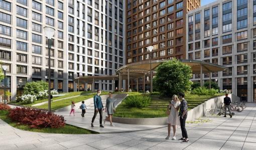 ГК «Гранель» открыла продажи квартир в ЖК MYPRIORITY Basmanny в Москве
