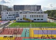 ГК «Гранель» ввела в эксплуатацию школу «Самбо-70» для 1 125 учеников в Новой Москве