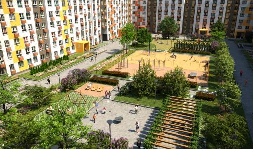 Сбербанк профинансирует ГК «Гранель» на 3,7 млрд рублей для строительства ЖК «Новая Рига» в Московской области