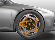 Впервые компания Continental представляет инновационную концепцию колес и тормозов для электромобилей