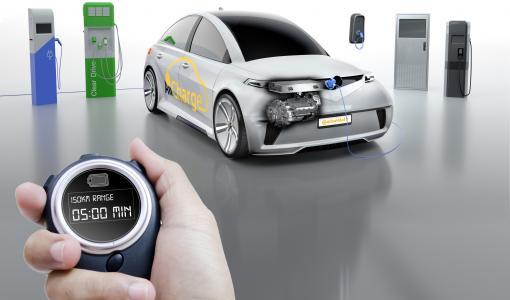 Международная автомобильная выставка IAA 2017. Компания Continental продемонстрирует инновационные разработки для растущего рынка электромобильности