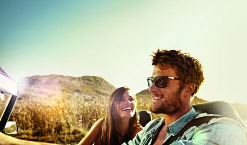 Летняя погода с Continental: туристические места, где делают шины