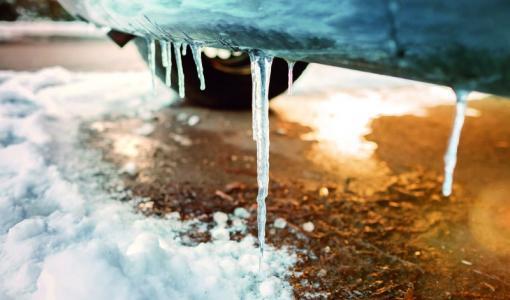 Continental предупреждает: впереди метели и снегопады – проверьте шины!