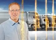 Компания Continental представляет Volvo FH в качестве выставочного грузового автомобиля на выставке IAA Commercial Vehicles