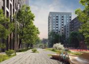 ГК «Главстрой» начал строительство первого этажа в ЖК Balance
