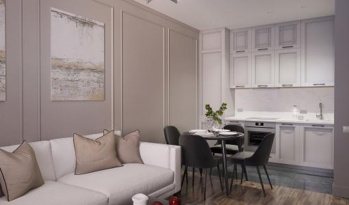 В «Вестердаме» выбраны материалы для чистовой отделки квартир