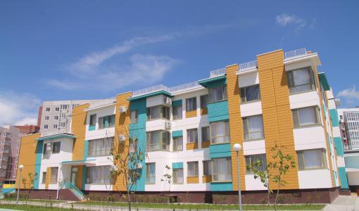 В Ростове открылся построенный «ИНТЕКО» детский сад