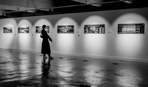 В Музее Москвы открылась выставка «Москва. Великая пустота»