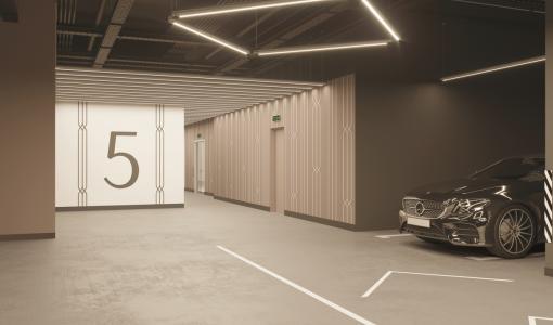 Sminex открыл продажи машино-мест и келлеров в «Достижении»
