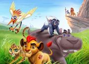 Канал Disney представляет премьеру мультсериала о наследнике Короля Льва!
