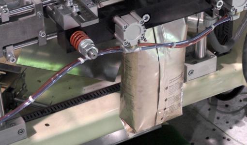 «Русская Трапеза» отгрузила Заказчику высокоточный комплекс оборудования для фасовки и упаковки зернового кофе