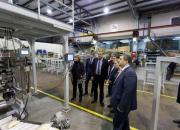 Представители Минпромторга посетили санкт-петербургский холдинг по производству пищевого оборудования «Русская Трапеза»
