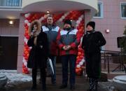 В Балашихе бывшие обманутые дольщики ЖК «Новое Измайлово-2» получили ключи от квартир