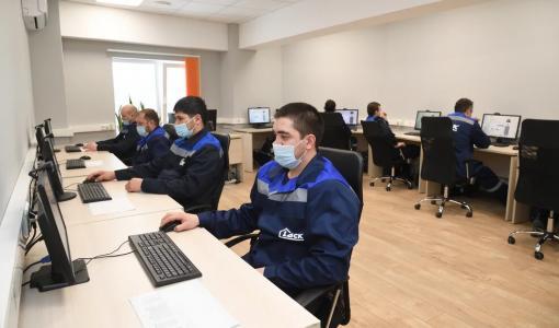 При финансовой поддержке ГК ФСК открыт первый в Москве Центр оценки квалификаций в строительстве